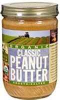 Woodstock Farms Org Classic Smooth Peanut Butter ( 12x16 Oz)