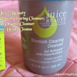 Juice Beauty Blemish Clearing Cleanser: An Organic Cleanser that Deeply Cleanse