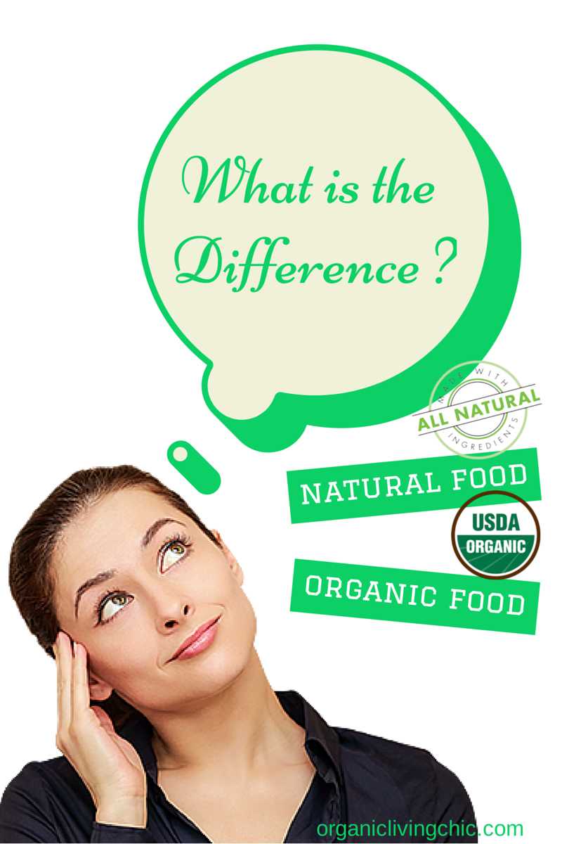 What is the Difference Between Natural and Organic Food?, organic facts, facts about organic, organic living, organic living tips, choosing the best organic product, organic vs natural food, truth about organic foods