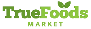 where to find best organic food online, true foods market, organic living chic