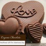 Organic Chocolate: The Healthiest Gift for Valentine's Day
