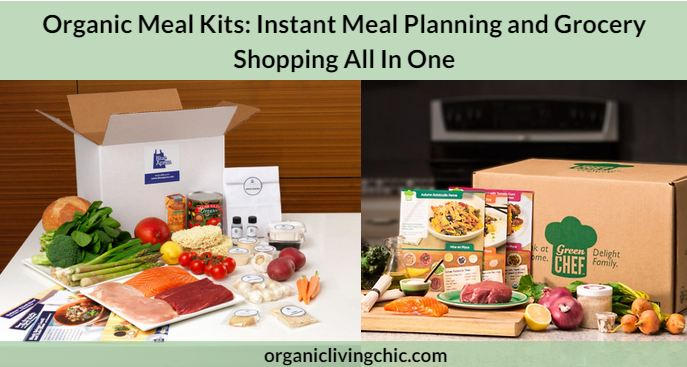 Organic Meal Kits Image