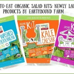Ready-To-Eat Organic Salad Kits: Newly Launched Products by Earthbound Farm