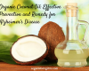 Organic Coconut Oil: Effective Prevention and Remedy for Alzheimer's Disease