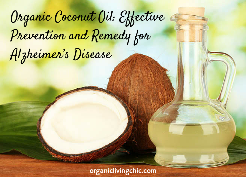 Organic Coconut Oil- Effective Prevention