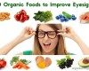 10 Organic Foods to Improve Eyesight