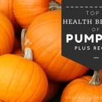 Top 7 Health Benefits of Organic Pumpkin plus Recipe!