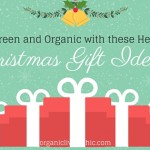 Go Green and Organic with these Healthy Christmas Gift Ideas, organic christmas gift ideas, organic coffee, garden tool set, green & black organic dark chocolate, organic lip balm, organic living chic
