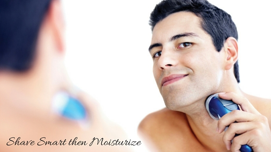 Organic Grooming Products for Men, 7 Tips for a Great Looking Skin for Men - Living Organic, organic skincare tips for men, natural skincare tips for men, skincare products for men organic, grooming products for men organic, shave smart then moisturize
